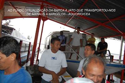Barca a Jato
