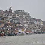 """Photo de la galerie """"Varanasi (Bénarès) sur les rives du Gange"""""""