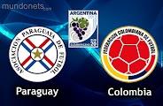 Paraguay Colombia vivo online Sub20 9 Enero
