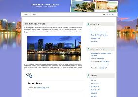 TripAdvisor Florida WordPress Theme