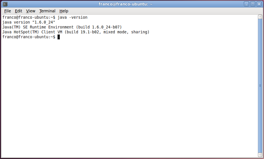 Installing JDK (Java Development Kit) in Ubuntu 10.04 Lucid ~ the ...