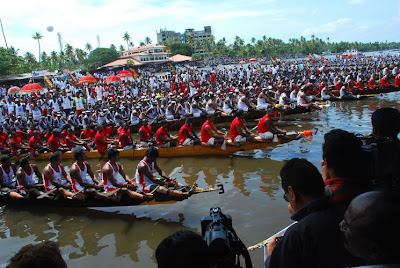 nehru trophy boat race 2012  photo
