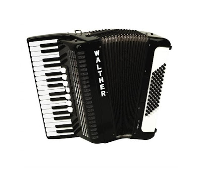 Walther Pirat 72 accordeon