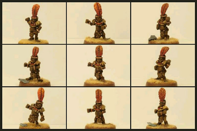 Gaspez-arts Pigmeos Blood bowl