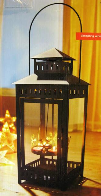 Xl Weihnachtslaterne Laterne Teelicht Karussell Weihnachten