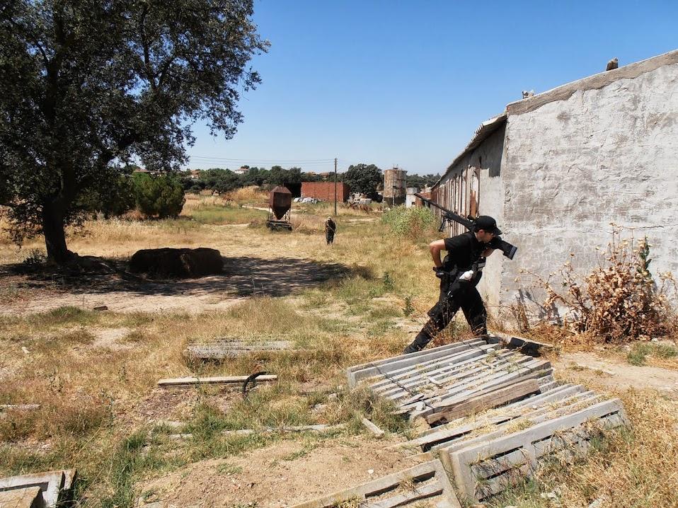 Fotos de Abdullah. Partida en La Granja. 07-07-13 P7070028