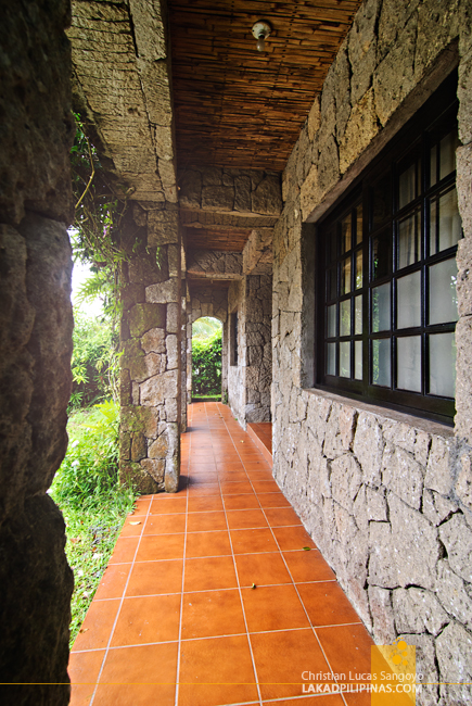 Stone Architecture at Nasugbu's Caleruega