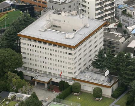 中国書記官、日本国内でスパイ活動の疑い 中国大使館に出頭要請も書記官は一時帰国