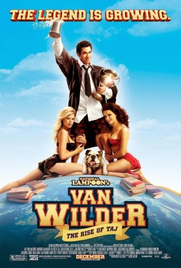 Poster Of Van Wilder 2: The Rise of Taj (2006) Full Movie Hindi Dubbed Free Download Watch Online At Alldownloads4u.Com