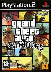 Jaquette du jeu Grand Theft Auto: San Andreas