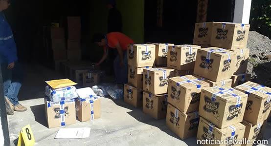 Varios allanamientos en busca de producto alterado