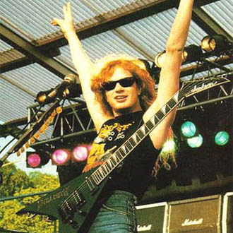 Dave Mustaine show