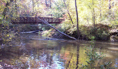 Bridge over Little Fishing Creek