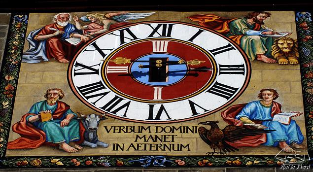 ceas biserica neagra brasov