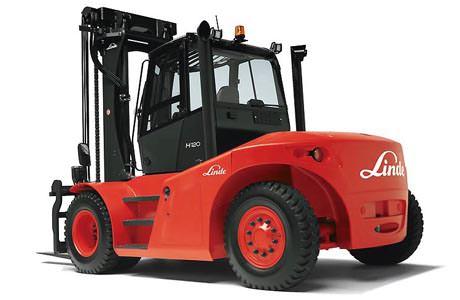 Linde Forklift H100-150