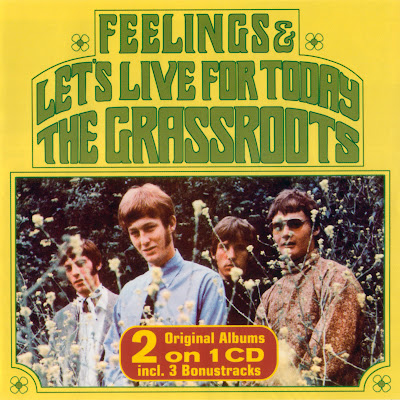 the Grassroots ~ 1967 ~ Let's Live For Today + 1968 ~ Feelings