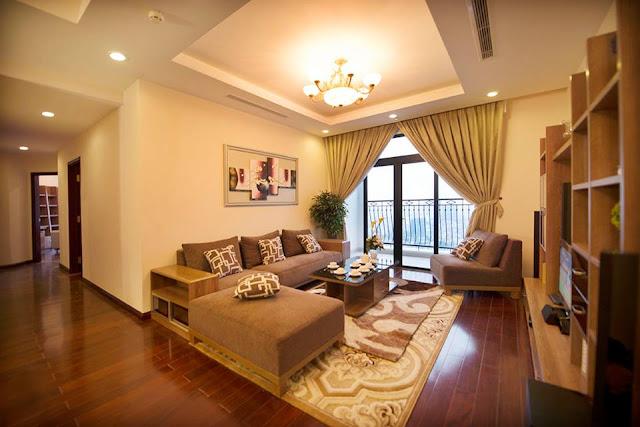 Thiết kế căn hộ chung cư Samsora Premier 105