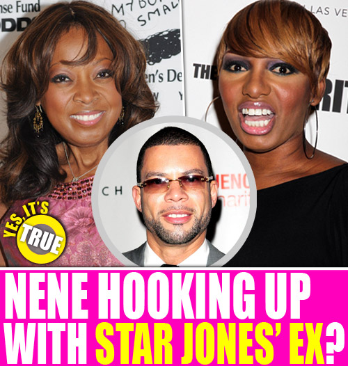 Star jones dating rumors