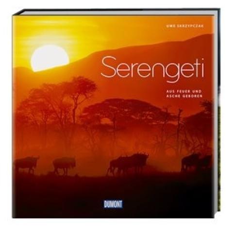 Serengeti Buch