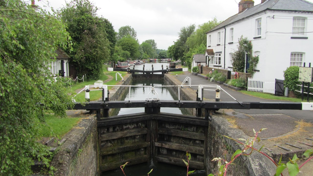 Lock at Cow Roast