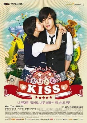 Mischievous Kiss (2010) K-Drama Completed