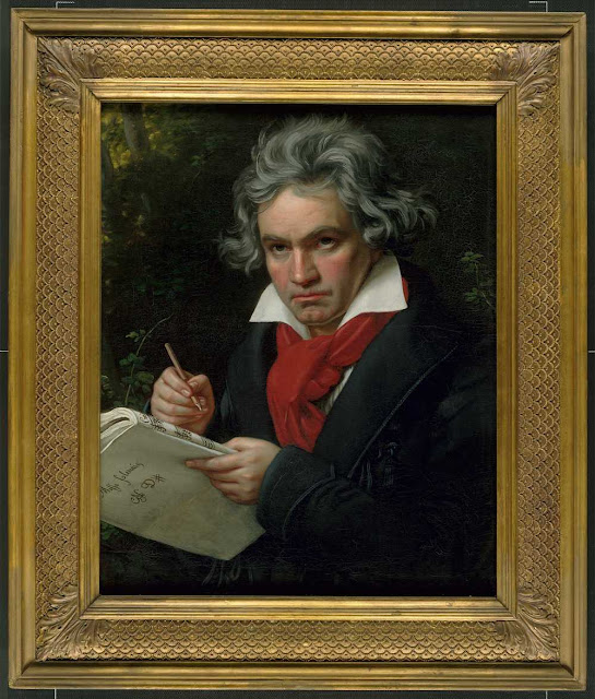 3periods of beethovens life Beethoven's musical style in beethoven's musical language and preoccupations as well as important developments in the composer's personal life.