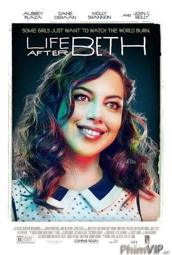 Cô Bạn Xác Sống - Life After Beth poster