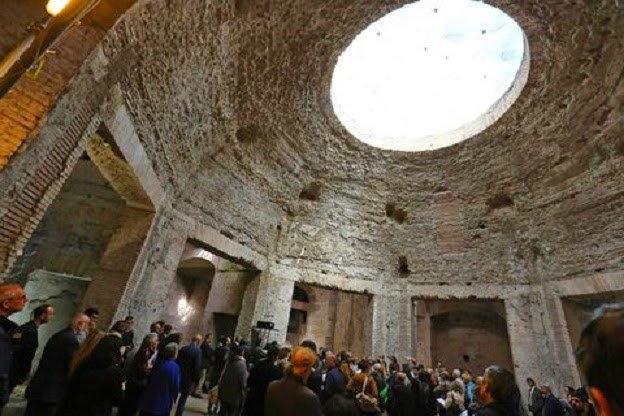 More Stuff: Nero's Domus Aurea to reopen on Sunday in Rome