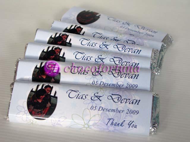 Chocobar coklat bar cokelat wedding pernikahan