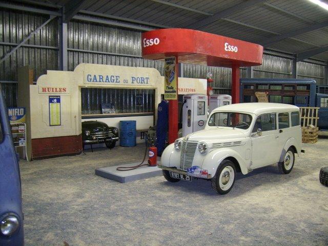 Salon des véhicules anciens les 3 et 4 novembre 2012 SSA50102