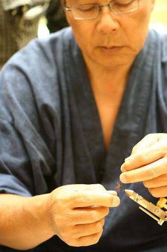 Dr. Ishigaki tenkara angler