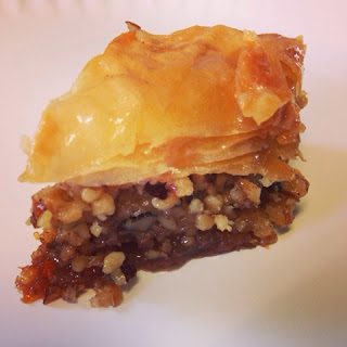 baklava on katy's kitchen