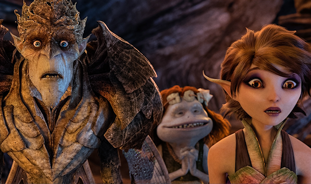Watch: The Trailer for Lucasfilm's Animated 'Strange Magic'