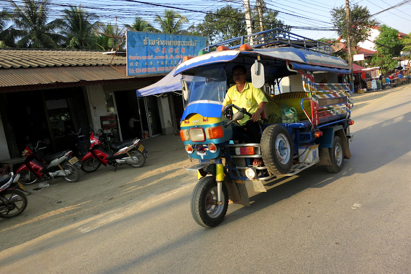 Another tuk-tuk