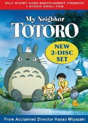 Phim Hàng Xóm Tôi Là Totoro - My Neighbor Totoro - Wallpaper