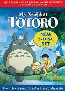 Hàng Xóm Tôi Là Totoro - My Neighbor Totoro - 1988