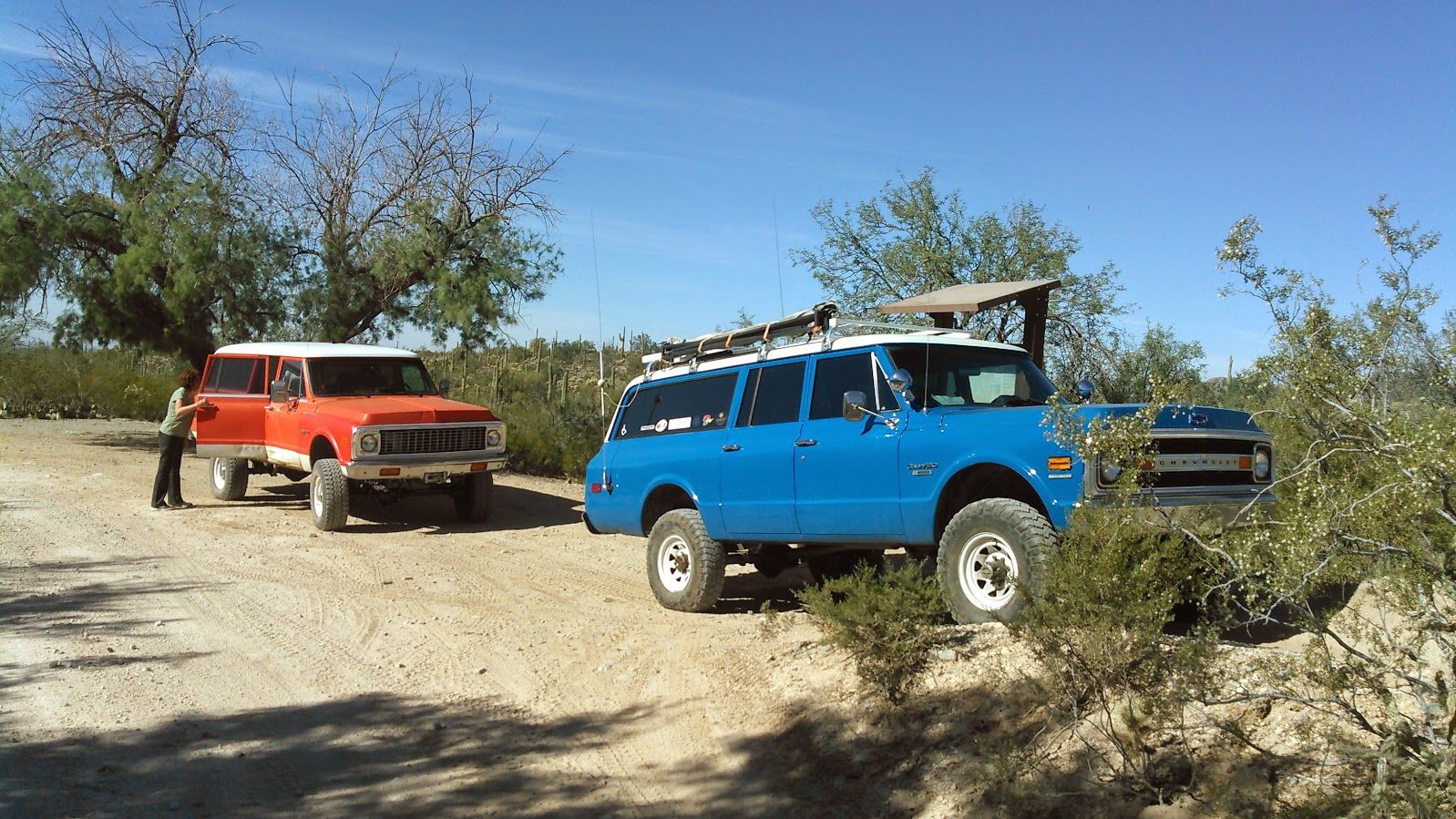 Considering Suburban over smaller 4x4   your experience
