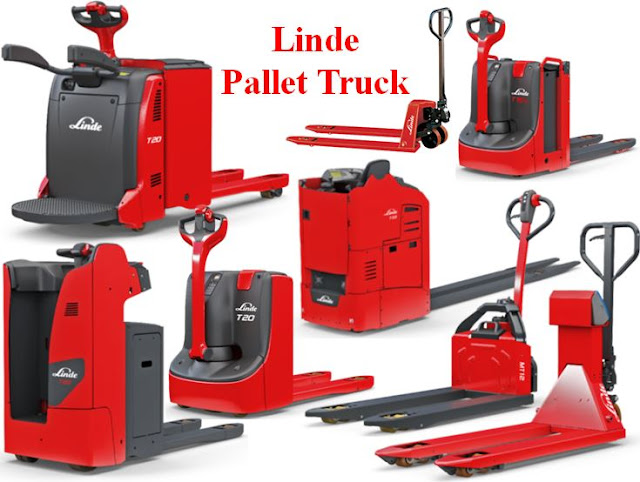 Pallet Mover Linde T18 power pallet trucks