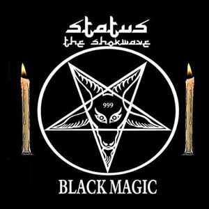 Status The Shokwave - Black Magic