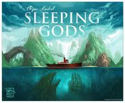 Cover of board game Sleeping Gods one my most anticipated games of 2020