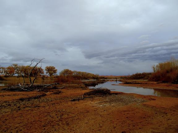 Green River and San Rafael River confluence