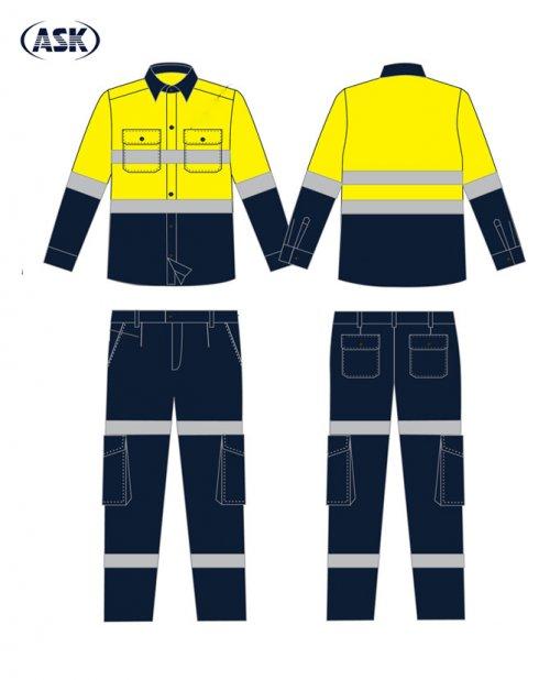 Trang phục Bảo hộ lao động #2