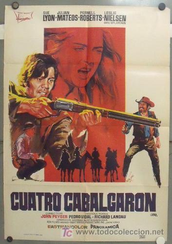 L'héritage de la colère ( Quatro Cabalgaron ) –1969- John PEYSER 26+4+Rode+Out+still