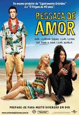 Download - Ressaca de Amor - DVDRip AVI Dual Audio + RMVB Dublado