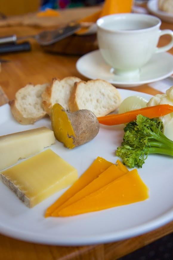 テイスティングチーズ