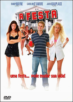 Download - A Festa – BDRip AVI Dual Áudio + RMVB Dublado ( 2013 )