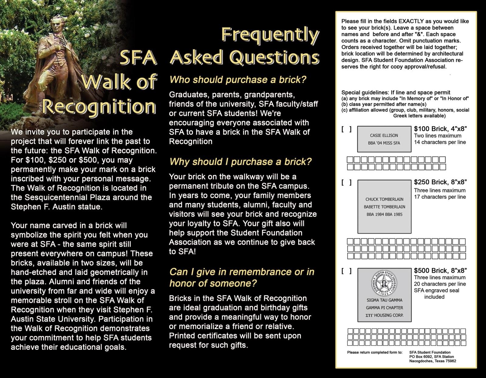 Brandon buras portfolio brochures for Brochure design austin
