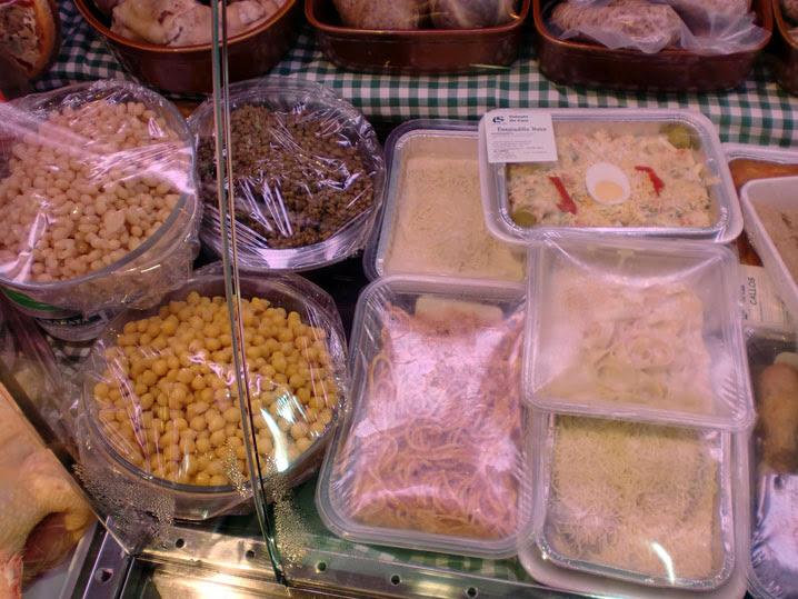 El Racó del Berguedà: Llegums cuits