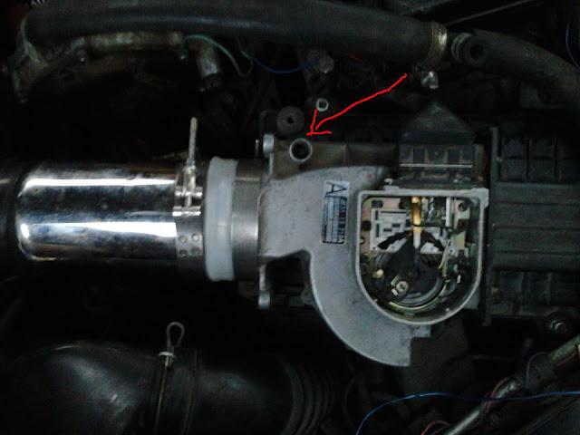 mazda 323 троит двигатель