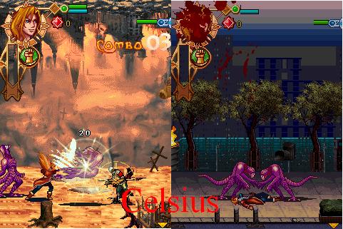 Games Á thần diệt Quỷ hack nâng cấp sức mạnh,hp,mp full màn